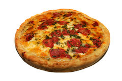 Formaggio van Quattro van de pizza Stock Afbeeldingen