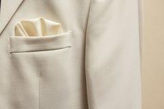 Formal attire. Mens tuxedo for the wedding Royalty Free Stock Photo