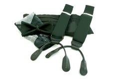 Formal Attire SVP. Formal wear for accessories for men Stock Images