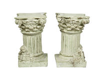 Formal Columns Stock Image