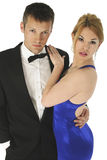 Formal Couple Royalty Free Stock Photography