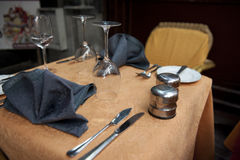 Formal Dining Royalty Free Stock Image
