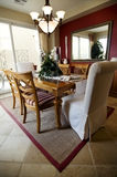 Formal Dining Room stock image