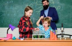 Formal education. Group interaction communication. Practical knowledge. Teaching kids sharing important knowledge. Study stock images