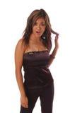 Formal Fashion Woman 5 stock photography