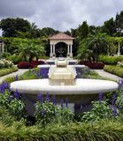 Formal Garden. This is a picture of a formal garden Royalty Free Stock Photography