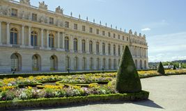 Formal garden Royalty Free Stock Photo
