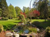 Formal Garden Stock Photography