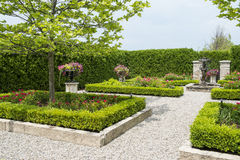 Formal Garden #1 Royalty Free Stock Images