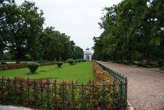 Formal Garden Stock Image