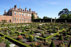 Formal garden Royalty Free Stock Image
