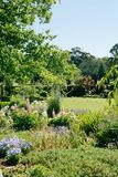 Formal Garden royalty free stock photos