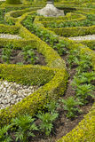 Formal gardens Royalty Free Stock Images