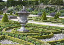 Formal gardens Royalty Free Stock Photography