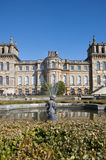 Formal gardens Blenheim Palace Royalty Free Stock Images