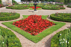 Formal Gardens Royalty Free Stock Image