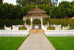 Formal Gazebo Stock Photography