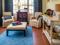 Formal Parlor Stock Photo
