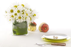 A formal place setting Stock Photos
