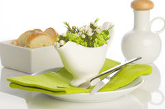 A formal place setting Royalty Free Stock Photography