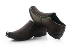 Formal Shoes Royalty Free Stock Photography
