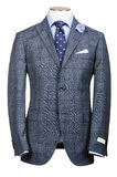 Formal suit in fashion Royalty Free Stock Images
