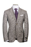 Formal suit in fashion Royalty Free Stock Photos