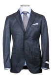 Formal suit in fashion Royalty Free Stock Photo