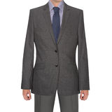 Formal suit in fashion concept Royalty Free Stock Photography