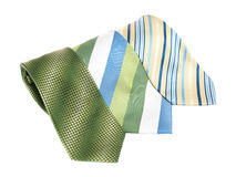 Formal ties Royalty Free Stock Image