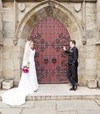 Formal wedding Royalty Free Stock Photo