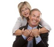 Formale fällige Paare Stockfotografie