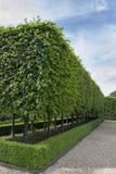 Formale Gärten stockbilder