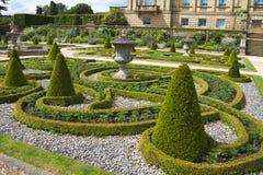 Formale Gärten stockfoto