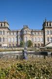 Formale Gärten Blenheim Palast Lizenzfreie Stockbilder