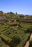 Formaler Garten Stockbild