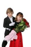 formalni dzieci ubrania Zdjęcie Royalty Free