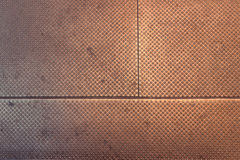 Formalnie metalu architektury tekstura Zdjęcia Royalty Free