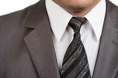 formalny biznesmena kostium Zdjęcia Stock