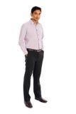 Formalny indyjski biznesowy mężczyzna obraz stock