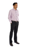 Formalny indyjski biznesowy mężczyzna zdjęcia royalty free