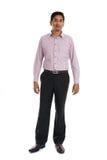 Formalny indyjski biznesowy mężczyzna obrazy stock