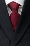 Formalny krawat i kostium Zdjęcia Stock