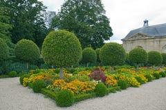Formalny ogród (Francja) obrazy stock