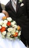 formalwear婚礼 库存图片