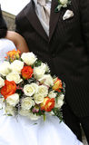 formalwear bröllop Arkivbilder
