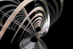 formas 3d Imagens de Stock