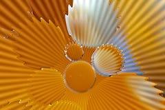 Formas abstractas coloridas Foto de archivo