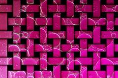 Formas abstractas coloridas Fotografía de archivo