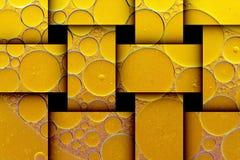 Formas abstractas coloridas Foto de archivo libre de regalías